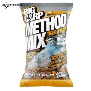 Bait-Tech Big Carp method mix Tiger & Peanut 2kg