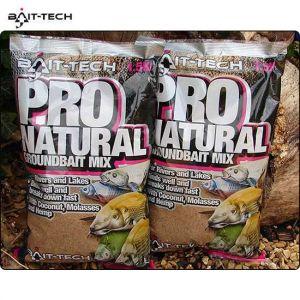 Bait-Tech Pro Natural etetőanyag 1,5kg