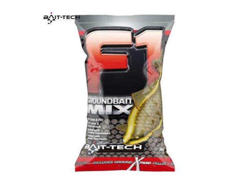Bait-Tech F1 etetőanyag keverék 2kg