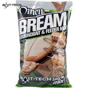 Bait-Tech Omen Bream 2kg - etetőanyag