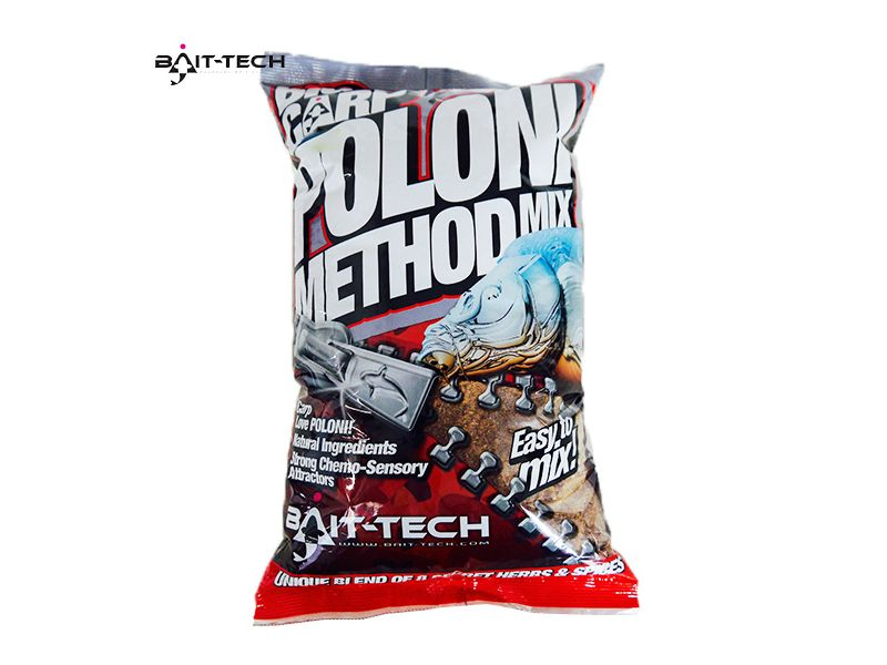 Bait-Tech Poloni Groundbait 2kg - etetőanyag