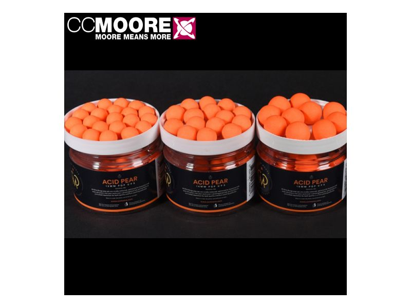 CC Moore Elite Range Acid Pear Pop Up bojli