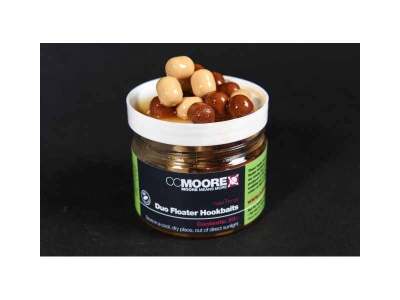 CC Moore Duo Floater Hookbaits - horogcsali