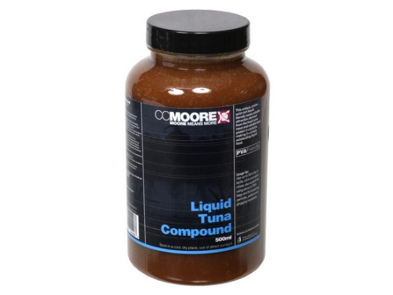 CC Moore Liquid Tuna Compound 500ml
