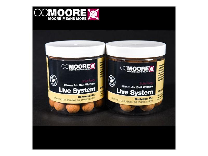 CC Moore Live System Air Ball Wafters - Kritikusan Kiegyensú