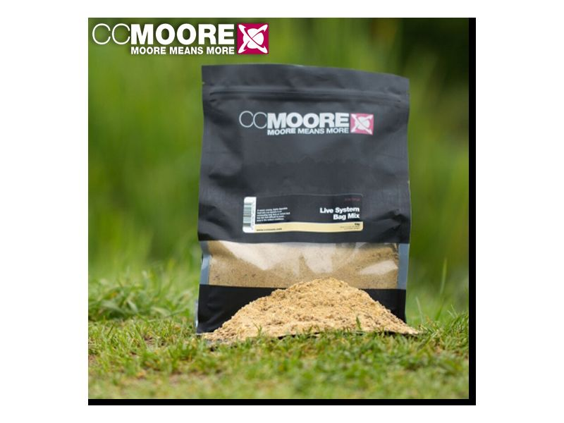 CC Moore Live System Stick Mix - Bag mix