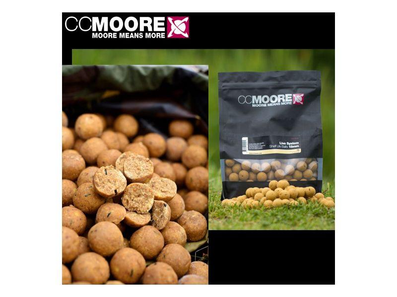 CC Moore Live System Bojli 20kg