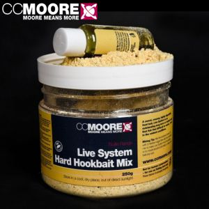 CC Moore Live System Hard Hookbait Mix 1kg