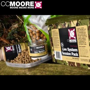 CC Moore Live System Session Pack 2,5kg (Bojli, Pellet, Pop-