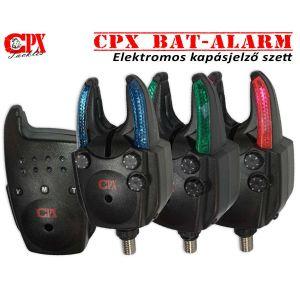CPX Bat Alarm Elektromos kapásjelző szett 2+1