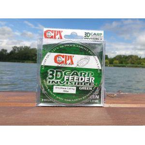 CPX 3D Carp Feeder Invisible horgász zsinór 150m