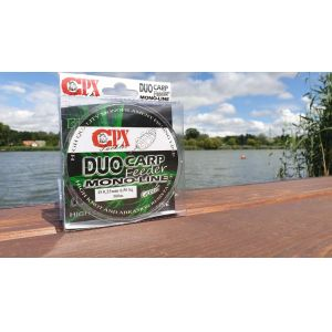 CPX Duo Carp Feeder Black&Green 300m Mono Line zsinór