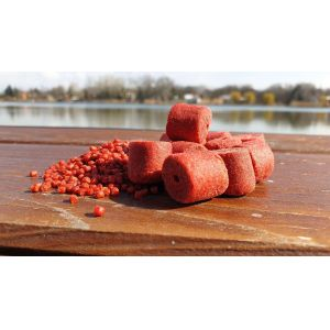 CPX PELLET - STRAWBERRY-FISH - 18mm - 3kg