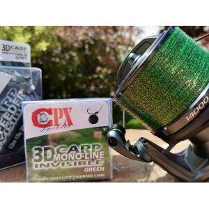 CPX 3D Carp Feeder Invisible horgász zsinór 600m