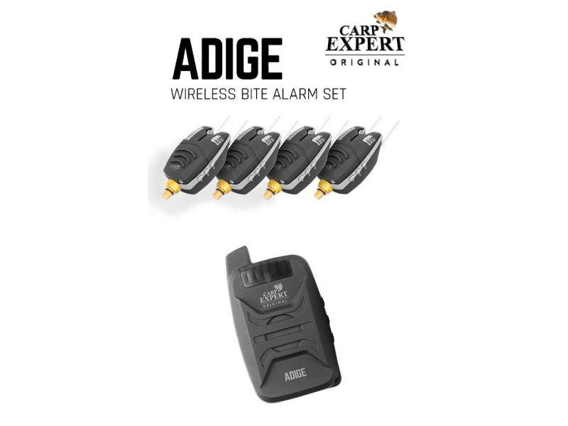 Carp Expert ADIGE Elektromos kapásjelző szett
