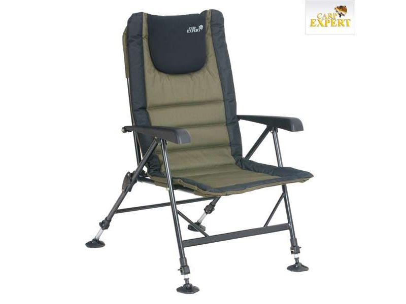 Carp Expert Karfás szék