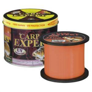 Carp Expert UV Fluo Orange monofil zsinór 1000m
