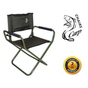 Carp F11 Karfás zöld horgász szék