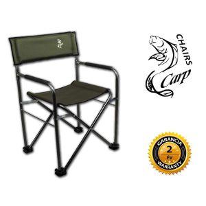 Carp F6 Karfás zöld horgász szék