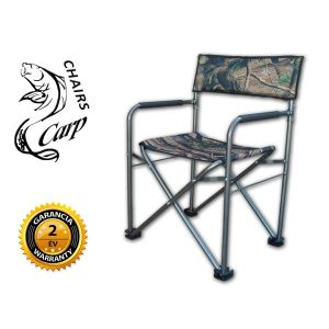 Carp F6 Karfás horgász szék terep