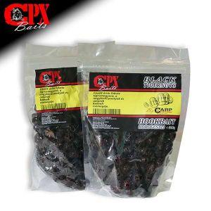 Carpexpress Baits Mega Black Tigernut - Főzött - 250g
