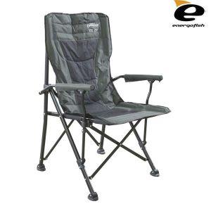 Energo Team XXL ZIP extra teherbírású karfás szék 130kg