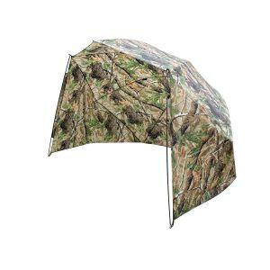 Outdoor esernyős félsátor - terepmintás