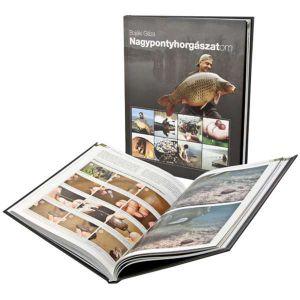 Bujáki Géza: Nagypontyhorgászatom című könyve