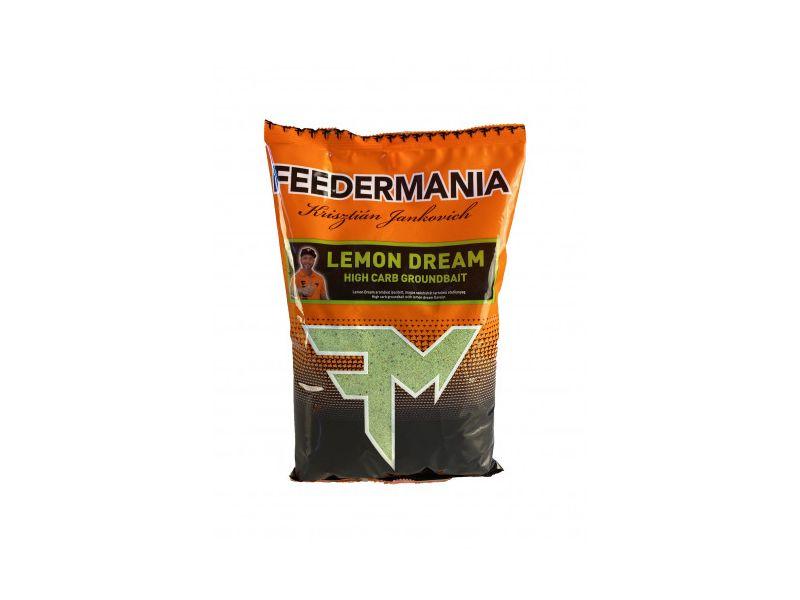 Feedermania Groundbait High Carb Lemon Dream 800gr