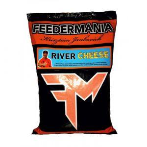 Feedermania Groundbait River Cheese 2500gr