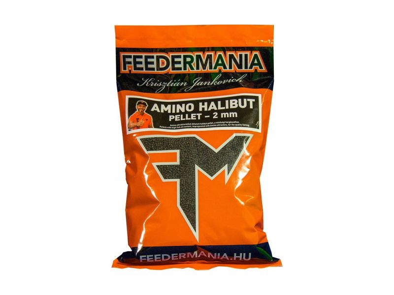 Feedermania Pellet Amino-Halibut 800gr