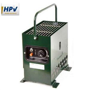 HPV sátorfűtés Heatbox 2000 2KW - zöld