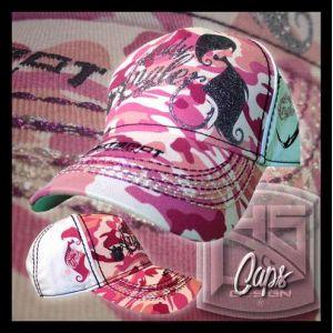 Hotspot Design Baseball Sapka - Lady Angler