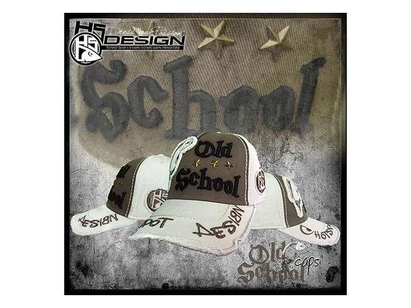 Hotspot Design Cap Old School - Baseball Sapka