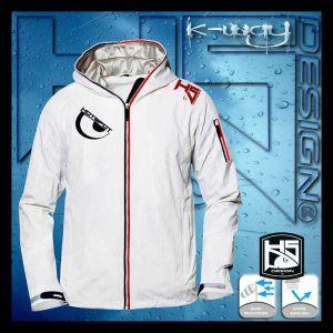 Hotspot Design - K-Way HS - fehér kabát