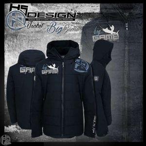 Hotspot Design - Jacket zipped BIG GAME - vízhatlan bélelt k