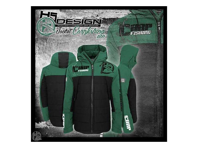Hotspot Design - Jacket zipped CARPFISHING ECO - kabát