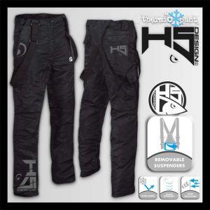 Hotspot Design - Bélelt és vízhatlan nadrág - Thermic Pant H