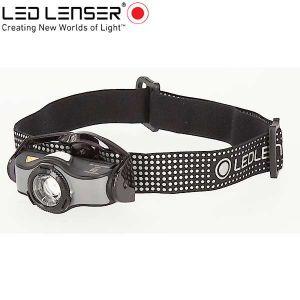 Led Lenser MH3 outdoor LED fejlámpa szürke