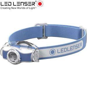 Led Lenser MH5 outdoor tölthető LED kék