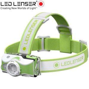 Led Lenser MH7 outdoor tölthető LED fejlámpa 600lm zöld