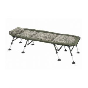 Mivardi Stealth Flat8 Bedchair - 8 lábú ágy