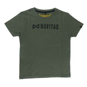 Navitas Core Kids zöld póló
