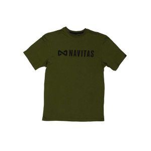 Navitas Core Tee zöld póló