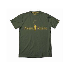 Navitas Sport Icon zöld póló