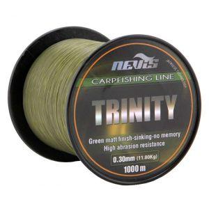 Nevis Trinity Carpfishing line 1000m - monofil pontyozó zsin