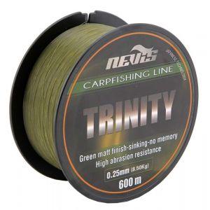 Nevis Trinity Carpfishing line 600m - monofil pontyozó zsin