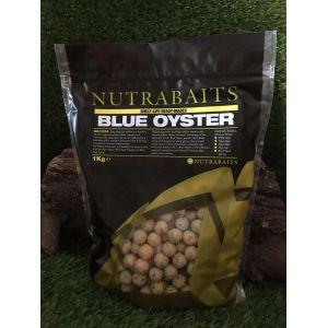 Nutrabaits Bojli 1kg - Blue Oyster - 15mm