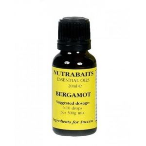 NUTRABAITS Bergamot Oil 20 ml