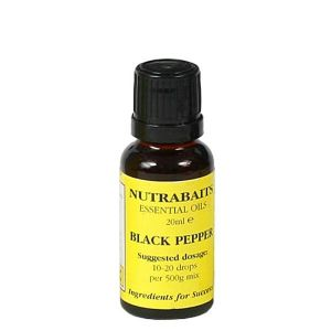 Nutrabaits Esential Oil Black Pepper 20ml